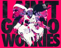 RANDOM NBA ILLUSTRATION'S