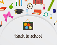 Back to school illustrations