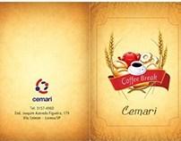 Convite para o Cemari