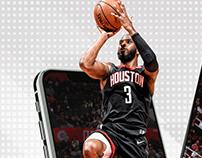 2018-19 Digital Content // Houston Rockets