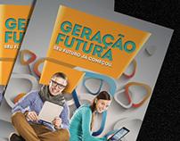 GERAÇÃO FUTURA. Seu futuro já começou