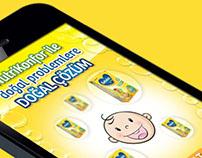 Bebelac & NutriKonfor Iphone - Ipad App.