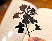 Canola Bookmark