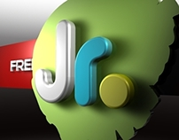 Jr by FreeEdge- Junior Clothing- Branding/Identity