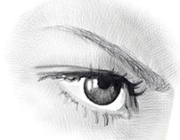 Eye Study using Sketchbook Pro Desktop Version