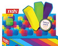 Tris Fluo - Eraser