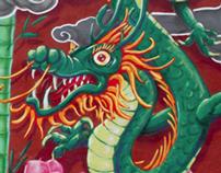Vien Dong Mural