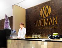 REBRANDING -  Woman Clínica de Medicina Estética