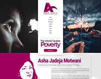 Asha Jadeja Website