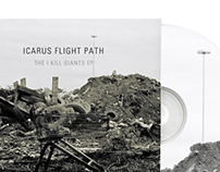 Icarus Flight Path Artwork