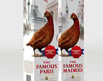 "The Famous Grouse ""Levante Voo"""