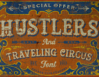 Hustlers Typeface