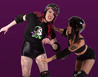 Perth Roller Derby Campaign