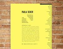NYC Designer, Paula Scher