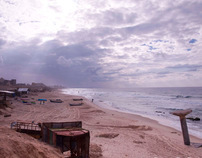 Seaside of Gaza