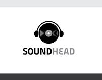 Sound Head Logo
