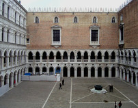 Conservation of the Ducal Palace of Venice.