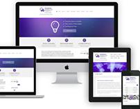 Cameron IP - Responsive Website