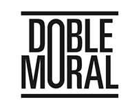 DOUBLE MORAL // DOUBLE POSTER
