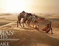 "The Rake magazine ""Arabian Heigths"""
