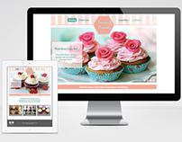 Powerpuff Cupcakes | Webdesign