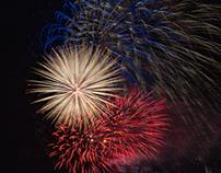 Frisco Fireworks 2013