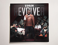 T-Pain Revolver Album Art