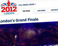 WSJ Olympics 2012