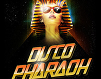 Disco Pharaoh Branding