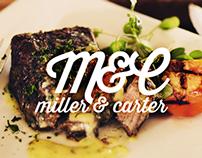 Miller & Carter Identity