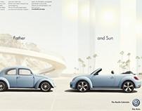 Nick Meek: VW Beetle Cabriolet