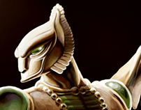 ANUNNAK (Character Digital Painting)
