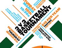 Basketball Tourney Flier