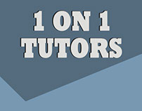 1 on 1 Academic Tutors Editorial