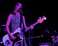 Bulletins and The Colourist at The Casbah SD