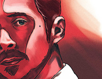 Only God Forgives Illustration