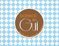 Branding | Boteco do Gui
