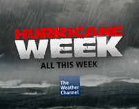 "2C Media Promos for TWC's ""Hurricane Week"""
