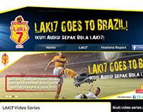 Extra Joss - Laki7 Goes to Brazil
