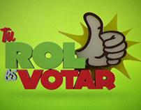ID Tu Rol es Votar RZB