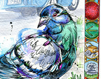 Discover Magazine: The Urban Bestiary