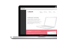 myWwweb template