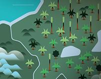 Planétarium de Montréal, illustrations