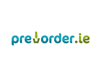 Preorder.ie Logo Design