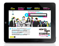 How to Make it in America Digital Campaign