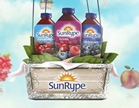 "Sunrype ""Discover the treasures of the Okanagan"""