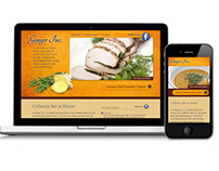 Ginger Inc Website