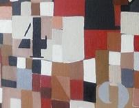 óleo sobre tela, 2015