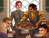 Inquisition Thanksgiving