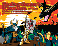 Fantasy Gamer's Conclave event poster 2015